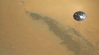 NASA releases video of Curiosity
