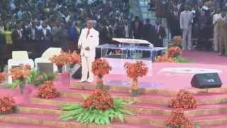 Bishop Oyedepo-Covenant Day Of Restoration/Anointing Service