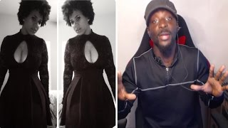 "Black Woman Gets EXPOSED for being a Gold Digger, @Tjsotomayor ""Tommy Sotomayor"" is Right! 1/3"