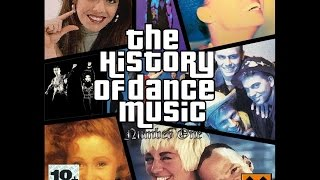 The History Of Dance Music 1 (VideoMix by DJ Nocif Mix !)