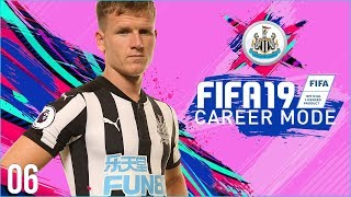 FIFA 19 Newcastle Career Mode Ep6 - IN OFF HIS FACE!!