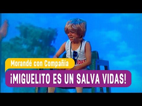 Miguelito es un salva vidas - Morandé con Compañía 2016