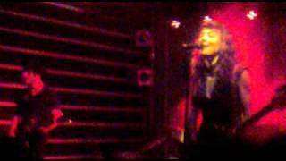 Melissa Auf Der Maur - ISIS SPEAKS live @ New Age Club - Italy