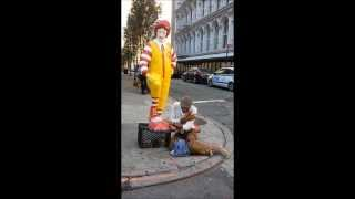 Banksy's All City - McDonalds