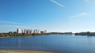 Рыбалка в 10 минутах от Краснодара. Где отдохнуть от городской суеты. 13 октября.Переезд в Краснодар