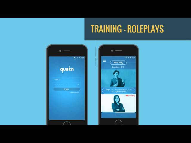 Qustn Technologies - An Introduction To Mobile-First Training   Engagement Of Distributed Users - YouTube