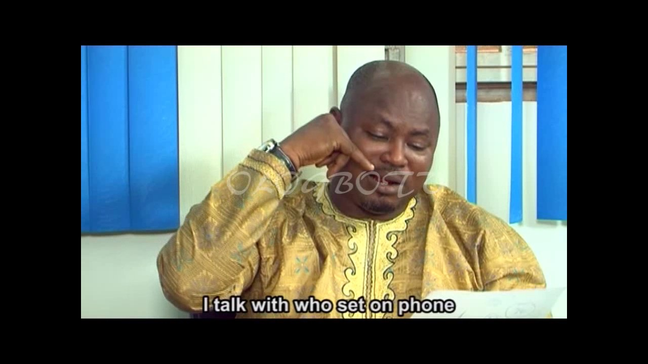 Download SANYERI IN LONDON PT 1 - EXCITING YORUBA NOLLYWOOD LATEST MOVIE