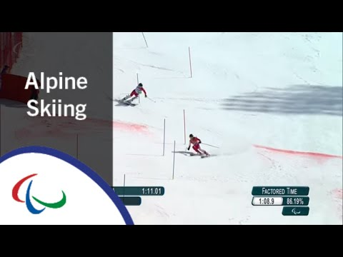 Men's Slalom Run 2 |Alpine Skiing | PyeongChang2018 Paralympic Winter Games
