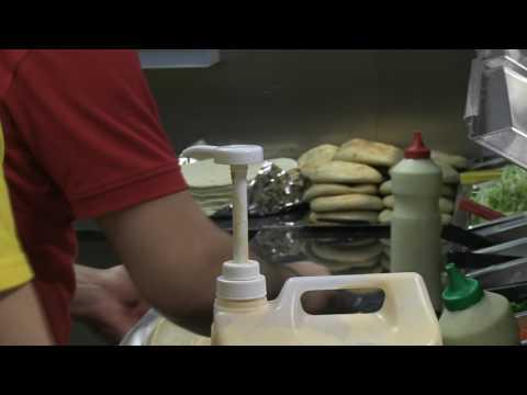 Sandnes Kebab 25 år