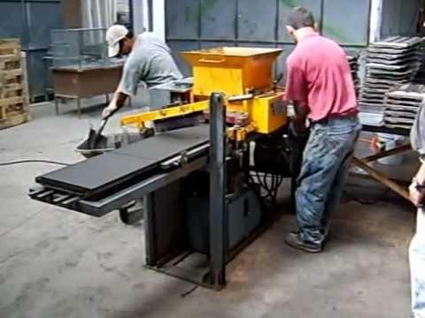 UNO SYSTEM TECHNOLOGY -  UNO 300 production system  - Barro Barroco - Costa Rica