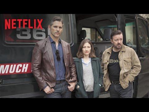 Special Correspondents - Trailer Oficial - Netflix [HD]