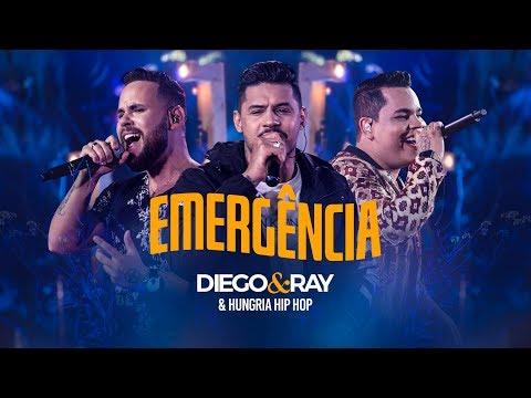 Diego E Ray Part. Hungria Hip Hop - Emergência (Buteco 24 Horas 2) [VIDEO OFICIAL]