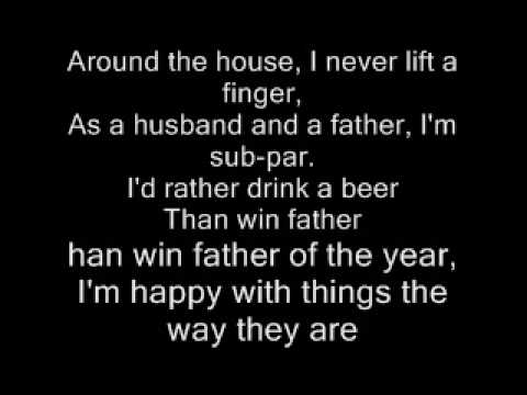 simpsons happy Just The Way We Are song with lyrics
