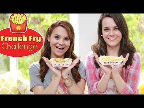 Generate FRENCH FRY CHALLENGE! Pics