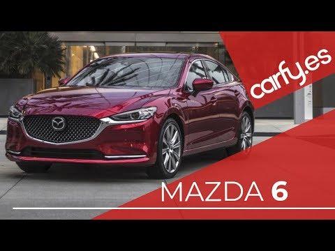 MAZDA 6 | Ficha técnica - Review ✅