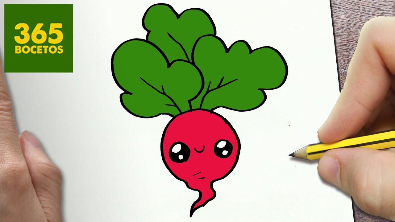 365Bocetos Zanahoria Kawaii : Simplemente son dibujitos animados dibujados de una manera bonita, tierna, dulce.