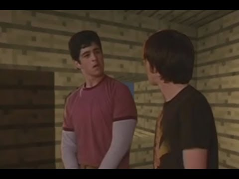 Drake y Josh en Minecraft