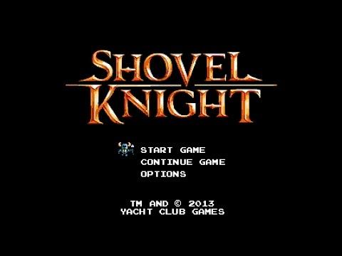 Shovel Knight - Part 1 - Cinemassacre Plays
