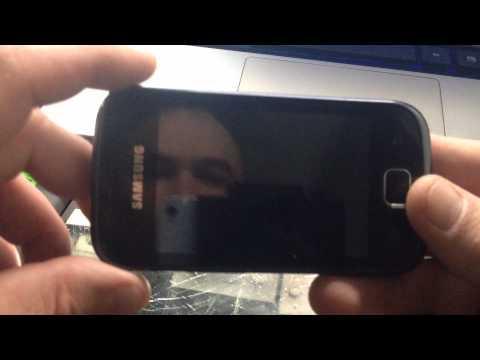 Разблокировка. Hard Reset Samsung Galaxy Gio GT-S5660.