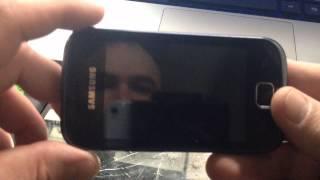 Разблокировка. Hard Reset Samsung Galaxy Gio GT-S5660.(Задавайте вопросы, пишите комментарии, подписывайтесь на мой канал. Сайт: http://masterwares.ru/ Группа Вконтакте..., 2013-10-02T16:55:17.000Z)