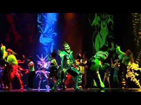 """A Freak Like Me Needs Company"" - SPIDER-MAN Turn Off The Dark"