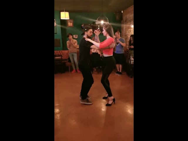 Bachata Mondays Routine