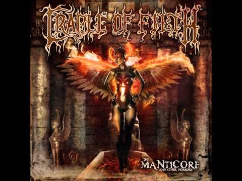 Cradle of filth pallid reflection