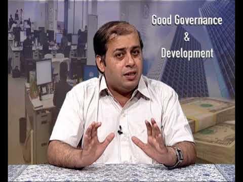 Good Governance and Development