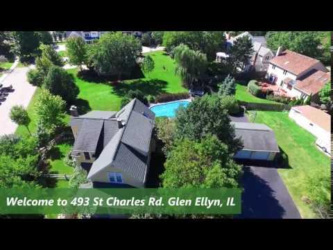 493 Saint Charles Rd, Glen Ellyn, IL 60137