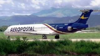 HOMENAJE ESPECIAL - AEROPOSTAL ALAS DE VENEZUELA