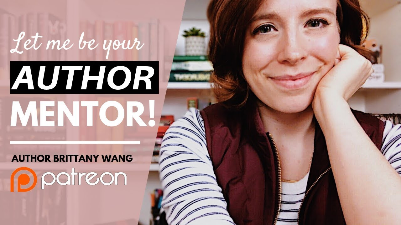 Want an Author Life Mentor? | Join my Patreon Page!