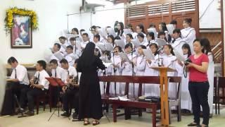 [Kitô Vua] Lễ dâng 2 - Phúc Toàn
