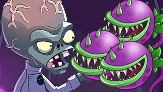 Plants vs. Zombies Heroes - New Character Chompzilla Unlcoked Multiplayer Mode!