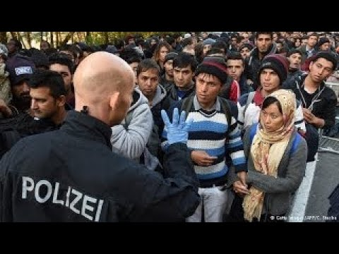 RECORD NUMBERS OF MIGRANTS OPT TO LEAVE GERMANY Illegal Immigrants Receive €3,000 Each to