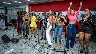 Medley | Colombianas Salsa All Star By Alberto Barros | Sesiones EH
