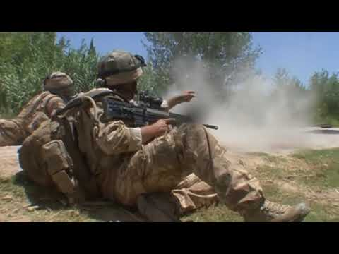 On the frontline with British troops in Afghanistan | Guardian Investigations