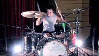 Queens of the Stone Age - Song for the Dead (Drum Cover by Leonid Nikonov)