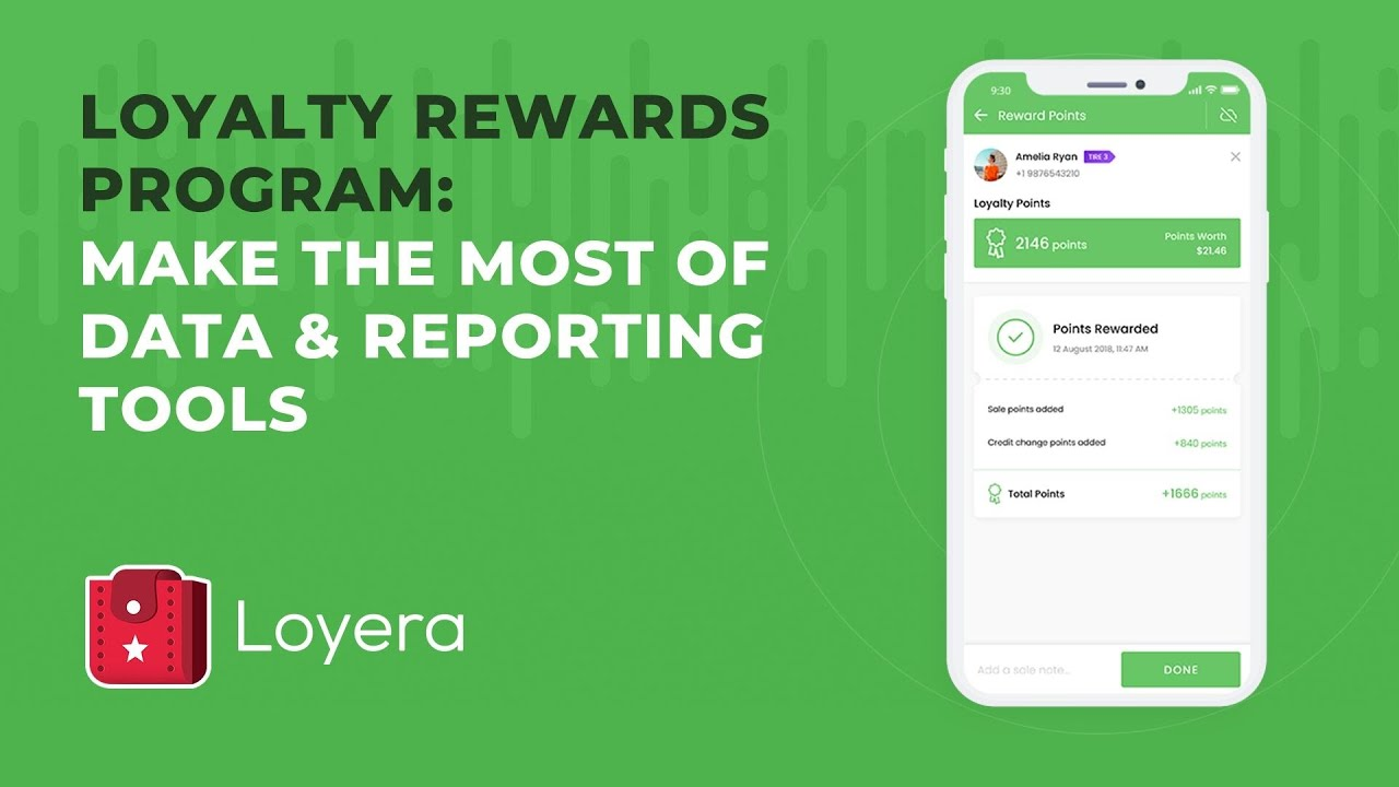 Loyalty Rewards Program >> Loyalty Rewards Program Make The Most Of Data Reporting Tools Loyera