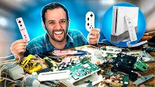 O que tem dentro do Nintendo Wii