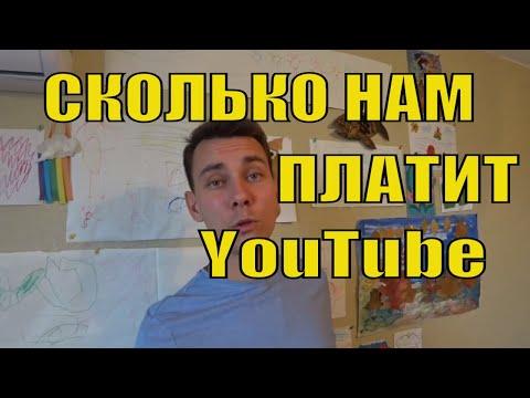 Деньги с YouTube ????Как Мы Зарабатываем на YouTube ????Способы Заработка ????Сколько Денег Платит Ю