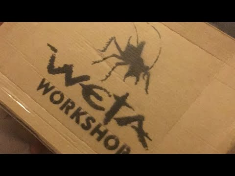 Weta Collecta Unboxing Live
