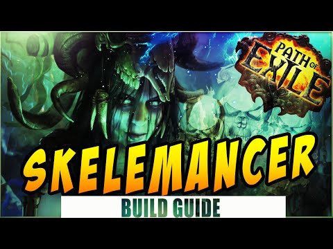 [3.11] Skelemancer Witch Build Guide - Path of Exile: Harvest