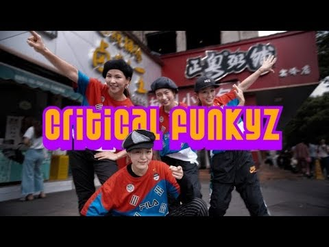 Critical Funkyz in Changsha // .stance x KODWorldCup