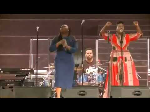Jekalyn Carr Singing Her NEW Song,
