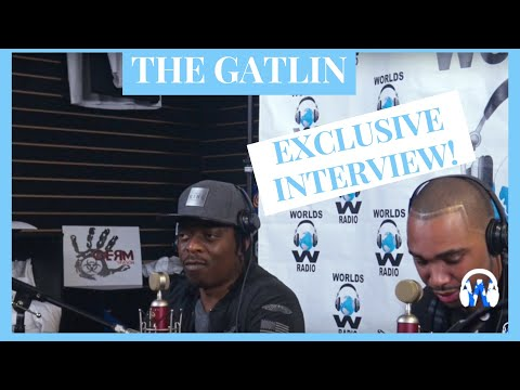 """The Gatlin on signing with Regime, """"Master of Ceremonies"""" selling out the trunk, how to get signed? #Regime"""