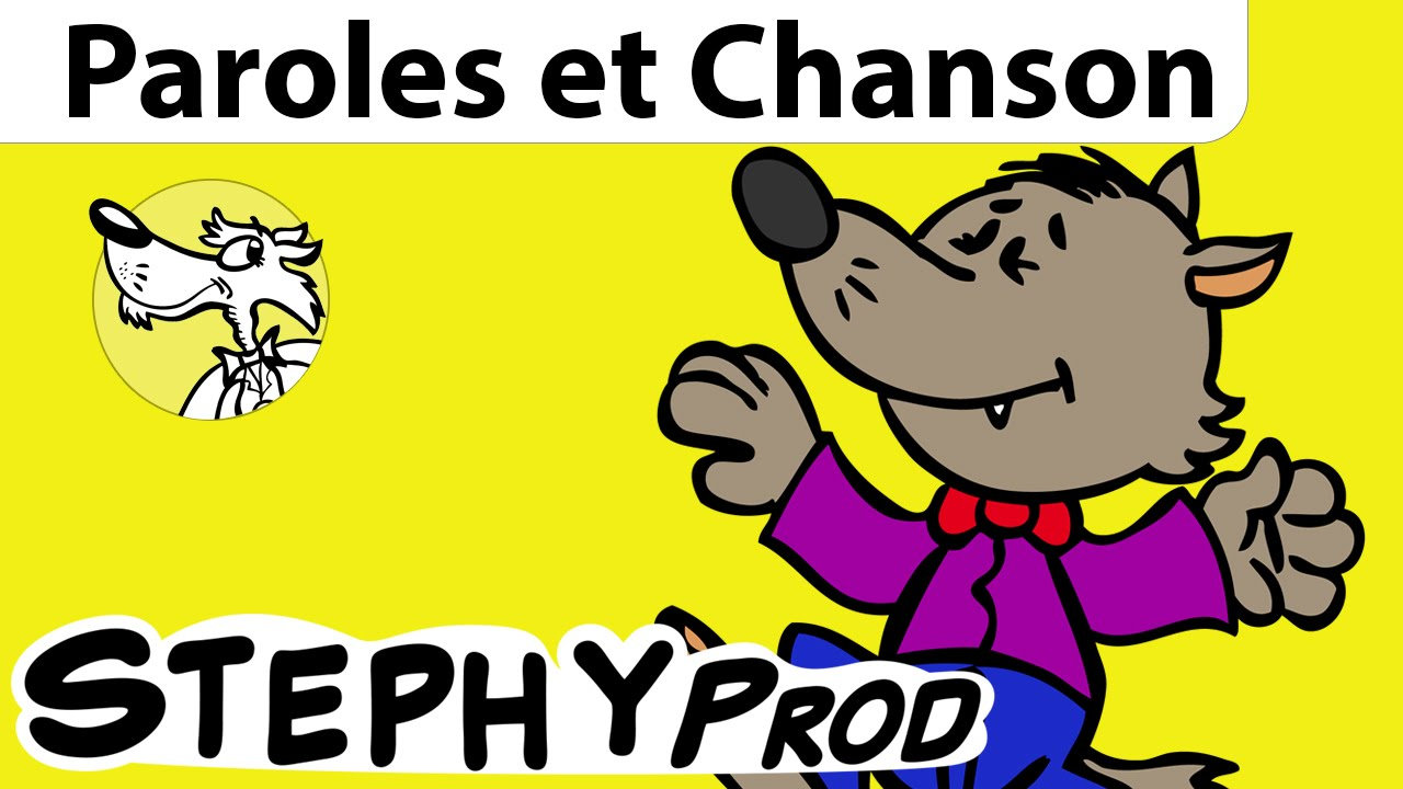 chanson enfant le loup sympa de st phy youtube. Black Bedroom Furniture Sets. Home Design Ideas