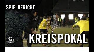 SV Wacker Obercastrop - DSC Wanne-Eickel (Finale, Kreispokal Herne)