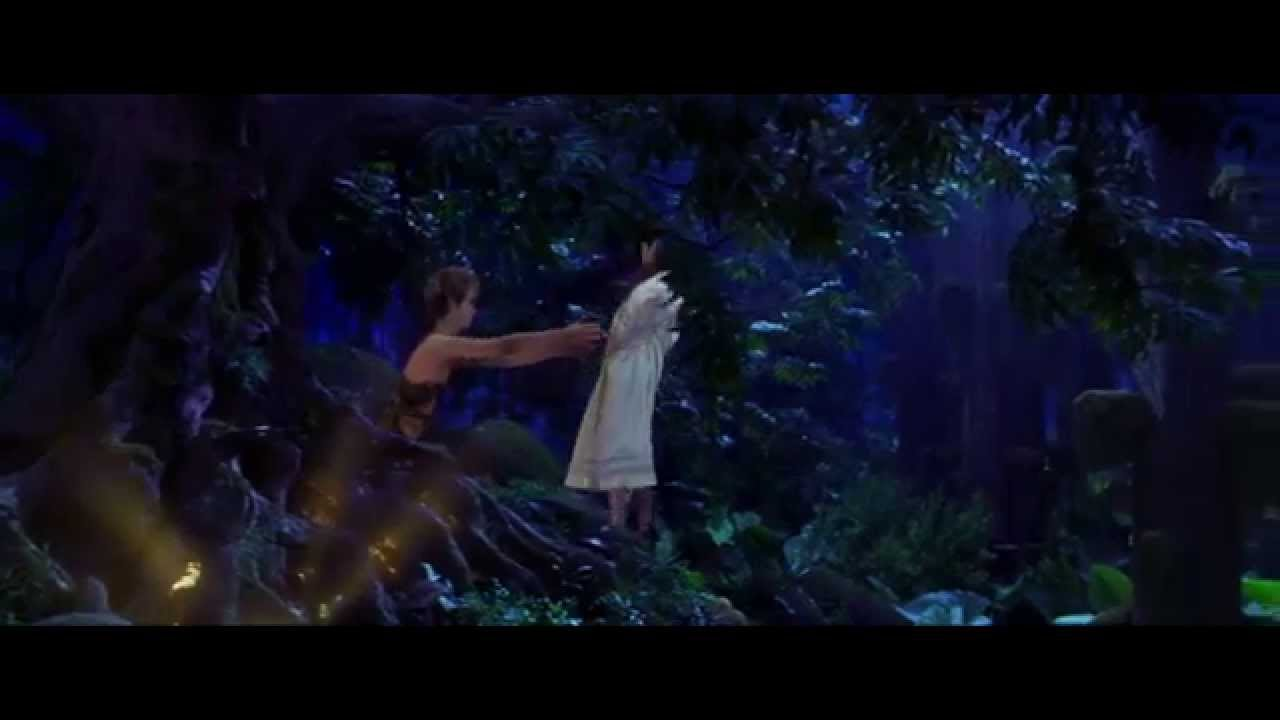 Peter pan amp wendy darling fairy dance youtube