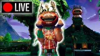 Tomato Head Challenges! | Fortnite Nintendo Switch | New Map + Skin Update!