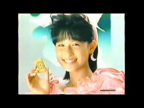 1979-1986 岡本舞子CM集